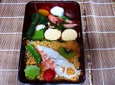 お料理_お子様弁当_1段